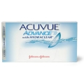 Acuvue Advance With Hydraclear 6db